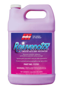 REJUVENATOR VEHICLE WAX - 1 Gal (4/case) - V6107