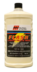 FLASH LIQUID PASTE VEHICLE WAX - 32 oz (12/case) - V6112