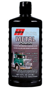 METAL POLISH VEHICLE RESTORATION CREME - 16 oz (12/case) - V6114