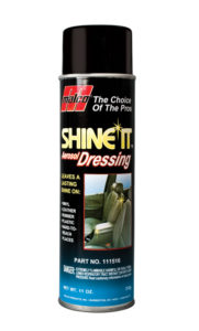 SHINE IT AEROSOL DRESSING - 12 oz (12/case) - V6115