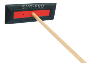 SNO PRO BROOM HEAD (50/case) - V6646