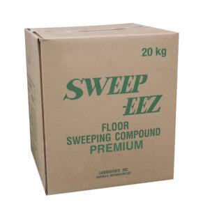 SWEEP-EEZ SWEEPING COMPOUND - 20 kg - F5627