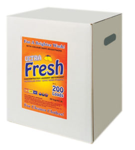 ULTRA-FRESH POWDERED LAUNDRY DETERGENT - 20 kg - G7201