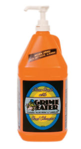 GRIME EATER NATURAL ORANGE LOTION w/SCRUBBERS - 3,5L (4/case) - A8174