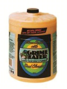 GRIME EATER NATURAL ORANGE LOTION w/PUMICE (FLAT TOP) - 4L (4/case) - A8176