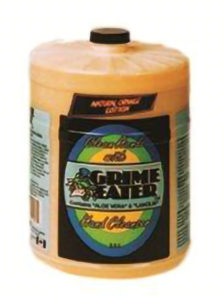 GRIME EATER NATURAL ORANGE LOTION (FLAT TOP) - 4L (4/case) - A8180