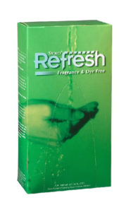 REFRESH DYE & FRAG FREE FOAM SOAP - 800 mL (6/case) - A8425