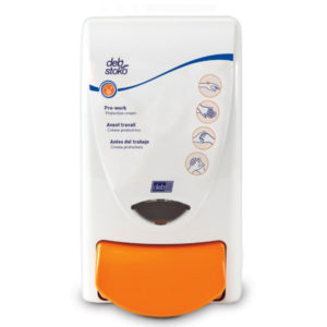 PRO1LDSNA DE PROTECT 1000 DISPENSER w/BIOCOTE - White (15/case) - A8506