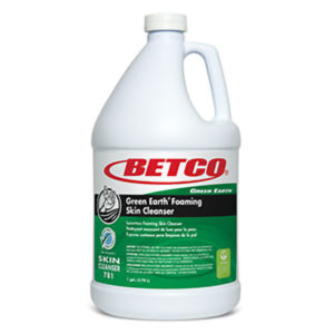BETCO GREEN EARTH FOAMING SKIN CLEANSER - 4L, (4/case) - A8701