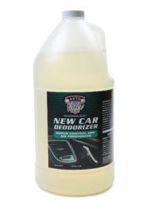 AV - NEW CAR FRAGRANCE DEODORIZER - 3,78 L (4/case) - D564