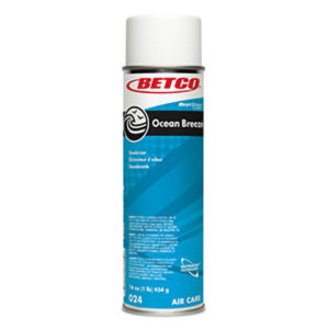 BETCO BEST SCENT OCEAN BREEZE AEROSOL - 454g, (12/case) - D7120