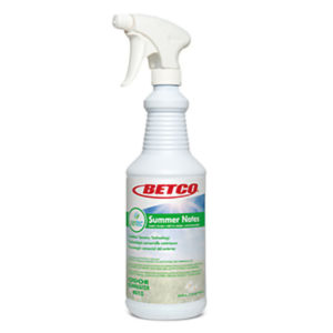 BETCO SENTEC MOUNTAIN MEADOW RTU LIQUID DEODORIZER - 946mL, (6/case) - D7126