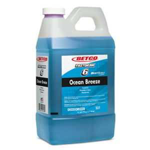 BETCO FASTDRAW 6 BEST SCENT ODOUR COUNTERACT - Ocean Breeze - 2L, (4/case) - D7144