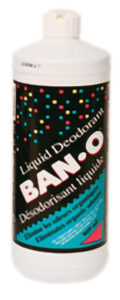 AVMOR BAN-O LIQUID DEODORIZER - 946 mL (12/case) - D7731