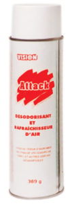 TROPICAL FRUIT AIR FRESHENER AEROSOL - 284g (12/case) - D7850
