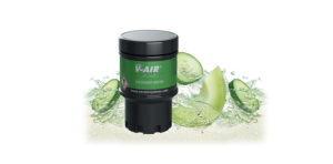 V-AI SOLID DEODORIZER 60 DAY REFILL - Cucumber Melon - 6/case - D8002
