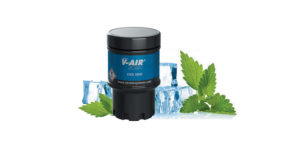V-AI SOLID DEODORIZER 60 DAY REFILL - Cool Mint - 6/case - D8008