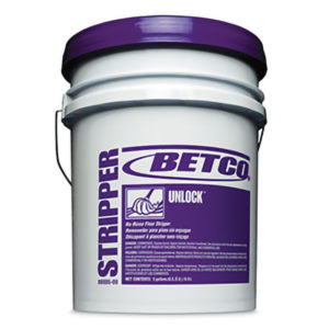 BETCO UNLOCK FLOOR STRIPPER - 18,9L   ***DG*** - F4110