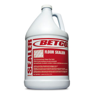 BETCO FLOOR SEALER - 4L (4/case) - F4200