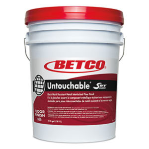 BETCO UNTOUCHABLE FLOOR FINISH w/SRT - 18,9L - F4210