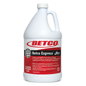 BETCO EXPRESS FLOOR FINISH - 4L (4/case) - F4212