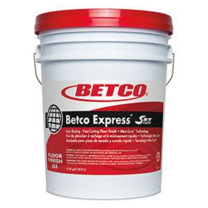 BETCO EXPRESS FLOOR FINISH - 18,9L - F4214