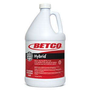 BETCO HYBRID FLOOR FINISH - 4L (4/case) - F4216