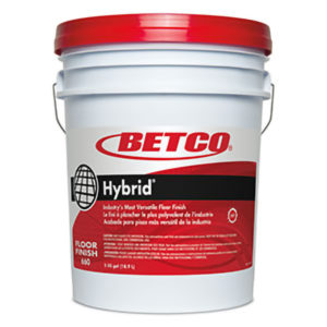 BETCO HYBRID FLOOR FINISH - 18,9L - F4218