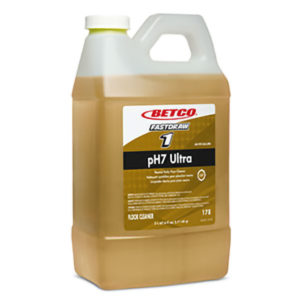 BETCO FASTDRAW 1 ph7 ULTRA NEUTRAL FLOOR CLEANER - 2L, (4/case) - F4303