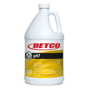 BETCO ph7 NEUTRAL FLOOR CLEANER - 4L (4/case) - F4304