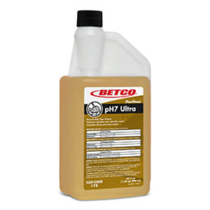 BETCO FASTDOSE ph7 ULTRA NEUTRAL FLOOR CLEANER - 32oz, (6/case) - F4305