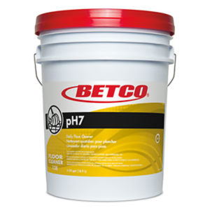 BETCO ph7 NEUTRAL FLOOR CLEANER - 18,9L - F4306