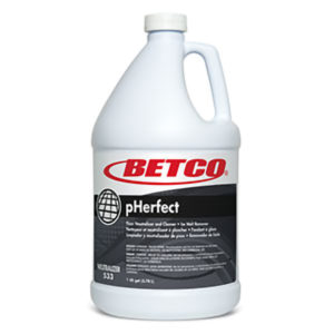 BETCO pHERFECT FLOOR CLEANER NEUTRALIZER - 4L (4/case)  ***DG*** - F4308
