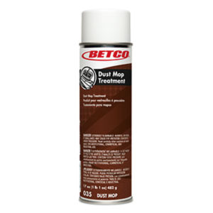 BETCO DUST MOP TREATMENT AEROSOL - 482g, (12/case) - F4316