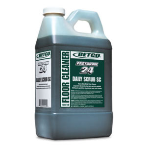 BETCO FASTDRAW 24 DAILY SCRUB SC HD FLOOR CLEANER - 2L, (4/case) - F4320
