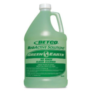 BETCO BIO ACTIVE SOLUTIONS NO RINSE FLOOR CLEANER - 4L, (4/case) - F4324