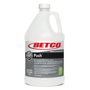 BETCO BIOACTIVE SOLUTIONS PUS DRAIN MAINTAINER & FLOOR CLEANER - 4L (4/case) - F4334
