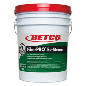 BETCO FIBERPRO ES-STEAM CARPET DETERGENT - 18,9L - F4408