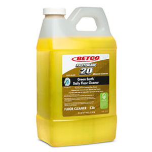 BETCO FASTDRAW 20 GREEN EARTH NEUTRAL DAILY FLOOR CLEANER - 2L, (4/case) - F4426