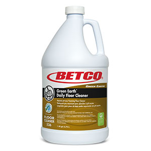 BETCO GREEN EARTH NEUTRAL DAILY FLOOR CLEANER - 4L, (4/case) - F4428