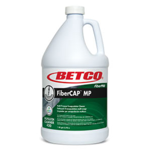 BETCO FiberCAP MP MULTI-PURPOSE ENCAPSULATION CLEANER - 4L (4/case) - F4432