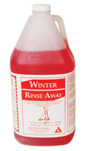 VISION WINTER RINSE AWAY - 4 L (4/case) - F5042
