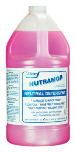 NUTRAMOP FLOOR CLEANER - 3,78 L (4/case) - F5272