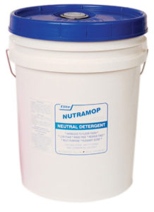 NUTRAMOP FLOOR CLEANER - 18,9 L - F5273