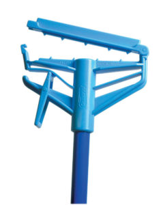 "STEP-N-GO 60"" FIBERGLASS MOP HANDLE - Blue (12/case) - F5338"