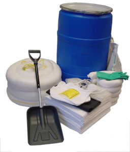 45 GALLON DELUXE UNIVERSAL SPILL KIT - F5670
