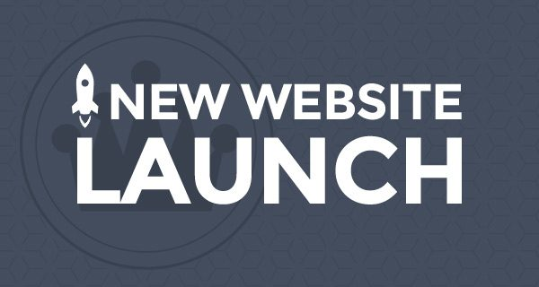 New Site Launch